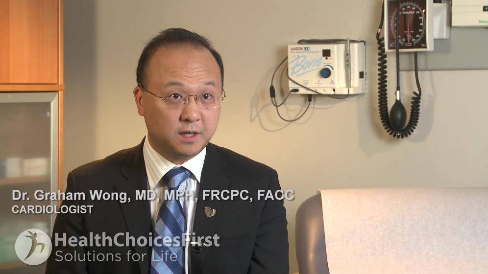Dr. Graham Wong, VGH, Cardiologist, Vancouver, BC