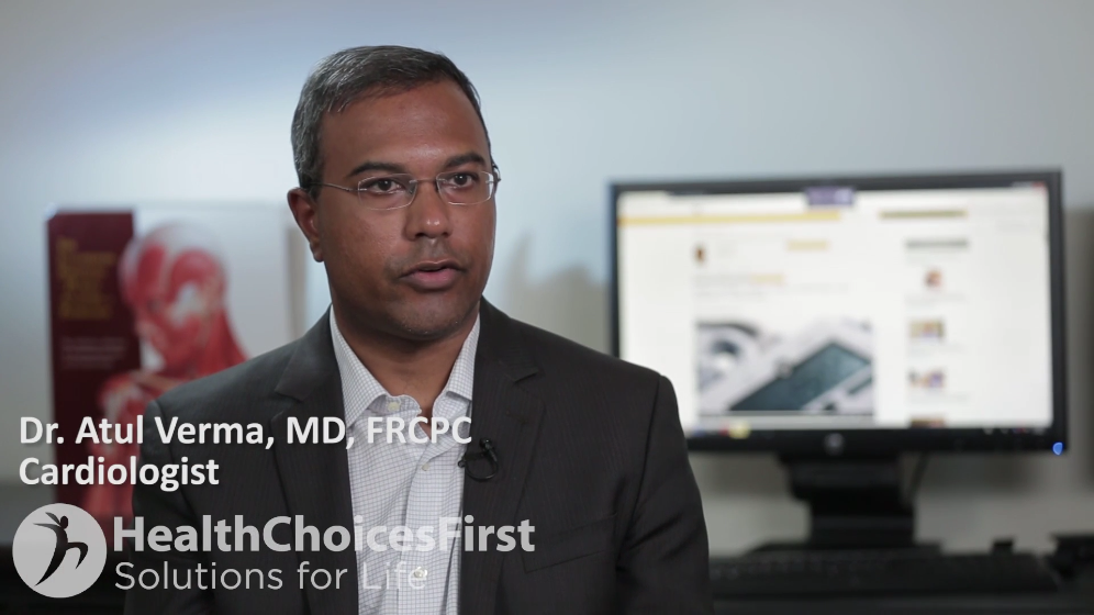 Dr. Atul Verma, Electrophysiologist, Newmarket, ON